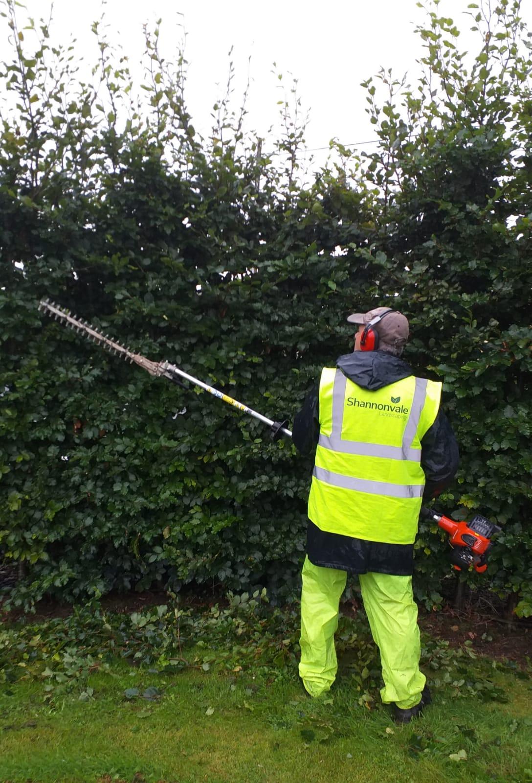 Grounds Maintenance Service
